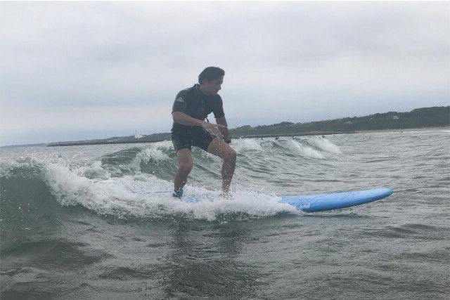 常陸那珂サーフィン体験