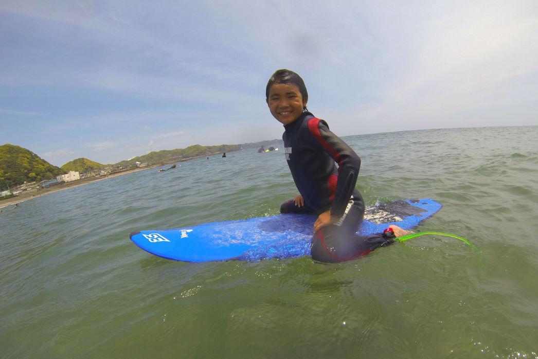 南房総サーフィン体験