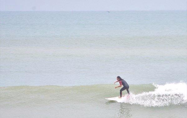 吉田港サーフィン体験