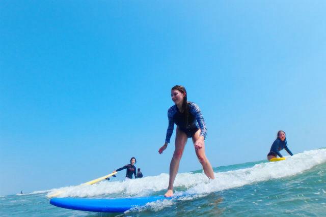 小島サーフィン 体験