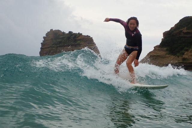 小島サーフィン スクール
