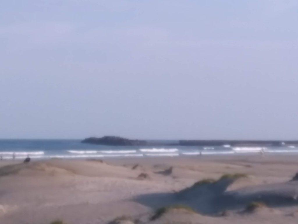 作田サーフィン