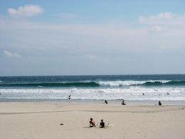 多々戸浜サーフィン