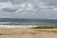 かずらの浜サーフィン